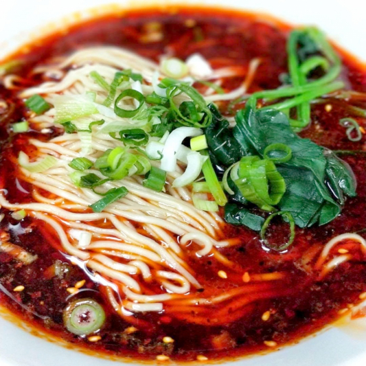 D2. Chong Qing Style Spicy Noodle