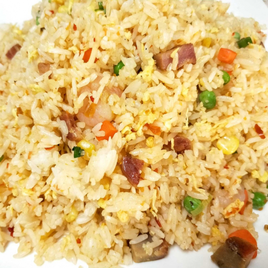 R1. Chong Qing Style Fried Rice