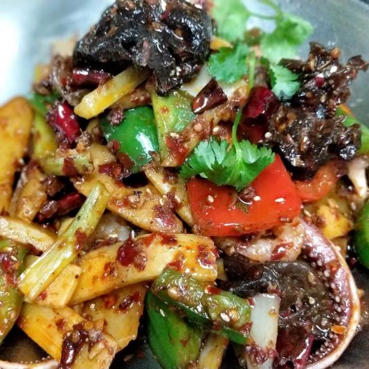 T16. Szechuan Wok-Fried Spicy Pot