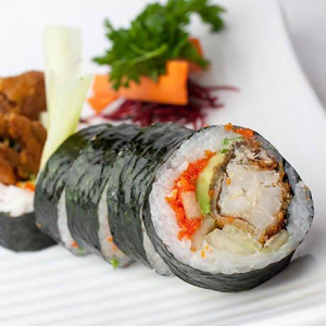 Spider Roll (8 pcs)