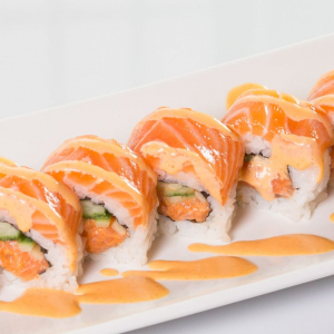 Salmon Lover Roll (8 pcs)