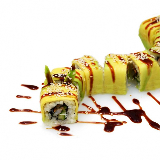 Green Leaf Roll (8 pcs)