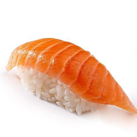 Smoked Salmon Nigiri
