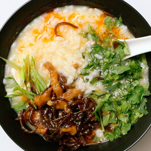 Three Items Congee