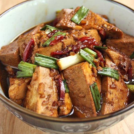 232. Braised Bean Curd