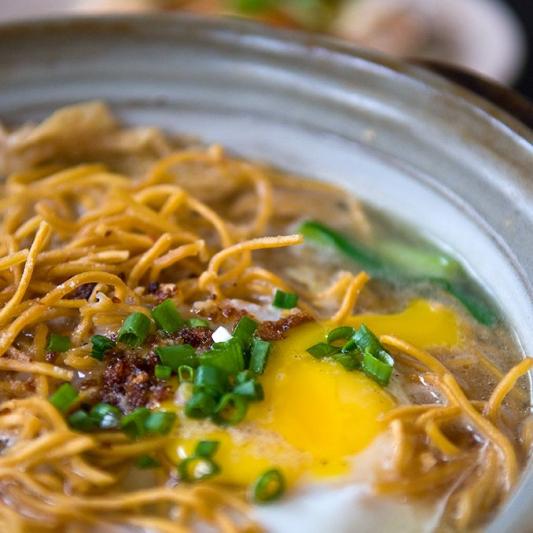 Yee Mein in Soup