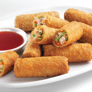 Mini Egg Rolls (12 pcs)