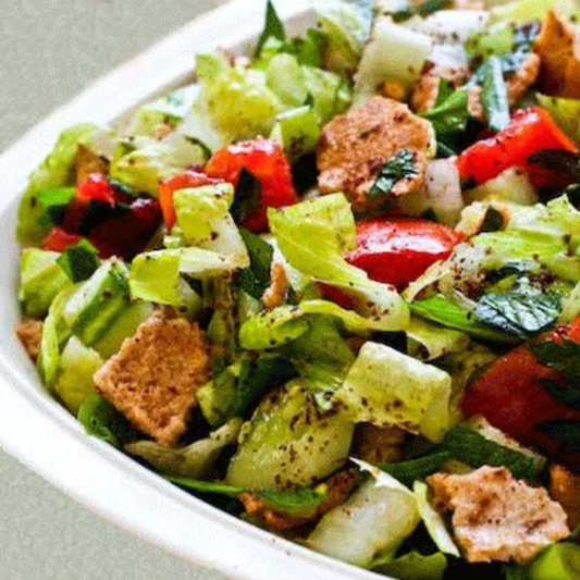 Fatoosh Salad