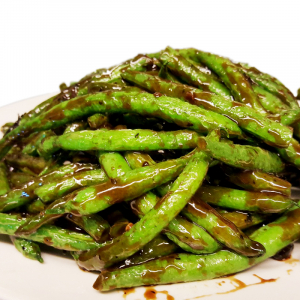 V5 Sauteed Green Bean in Black Bean Sauce