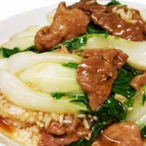 O11 Beef & Seasonal Vegetables