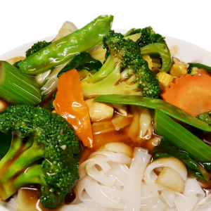M26 Fried Rice Noodle with Vegetables