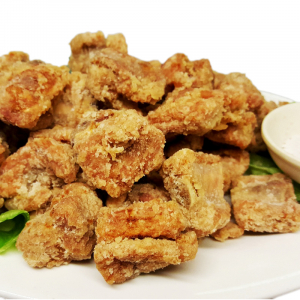 P6 Fried Spareribs with Spicy Salt