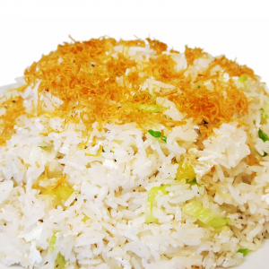 R14. Dried Scallop & Egg White Fried Rice