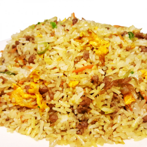 R3. Beef Fried Rice