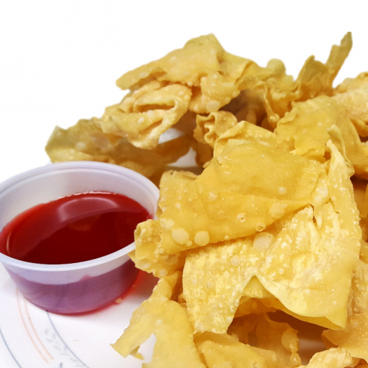 A7 Deep Fried Wonton (Chips only)