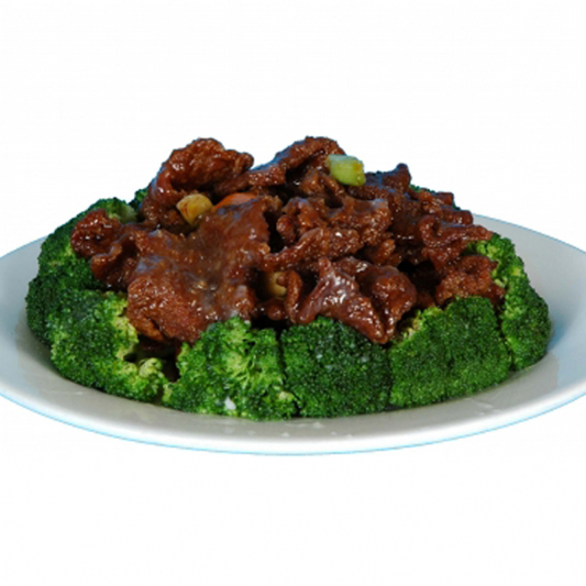 B2 Sliced Beef with Orange Flavour