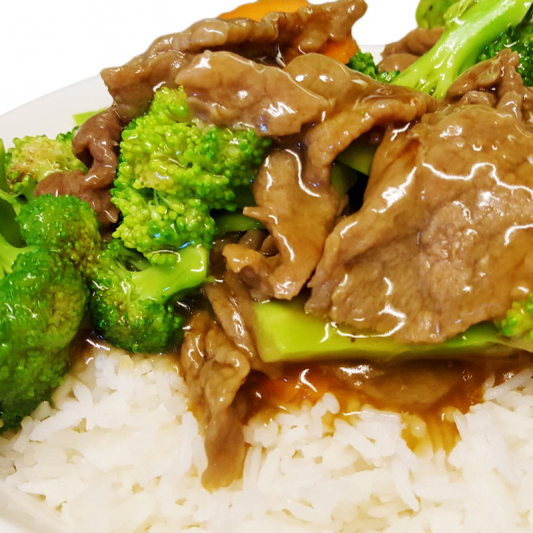 O5 Beef and Broccoli