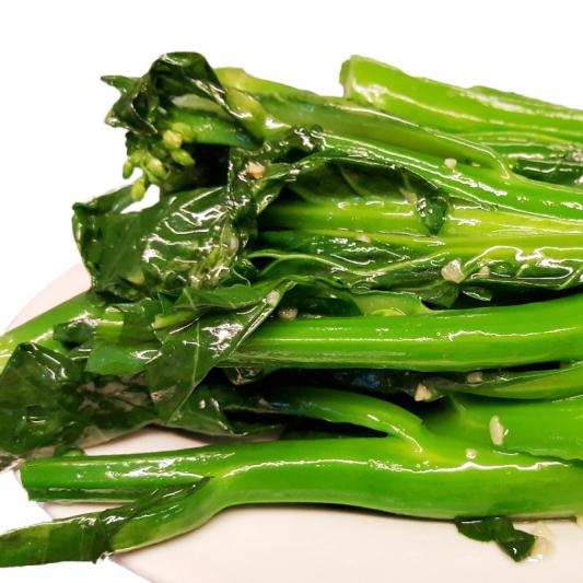V3 Sauteed Garlic Gai Lan