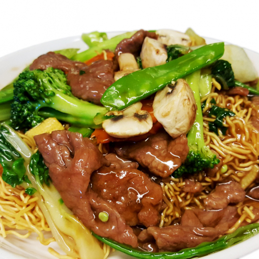 M9 Beef & Veggies Chow Mein