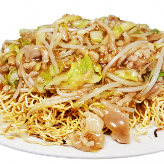M2 Shredded Pork Chow Mein