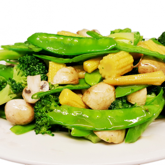 V4 Sauteed Four Kinds Season Vegetables