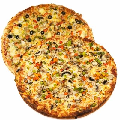 2 Pizza 1 Topping