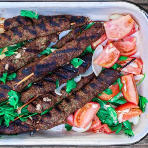 #24 Kafta Kabab