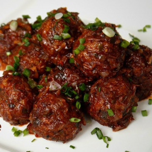 Vegetables/Gobi Manchurian