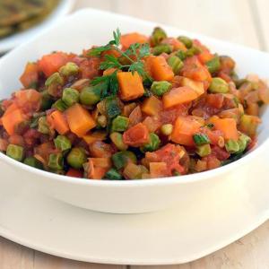 Vegetable Jalfrazie