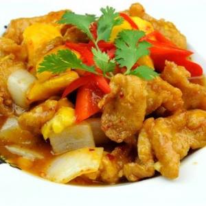 Mango Chicken (Taste of Punjab Specialties)
