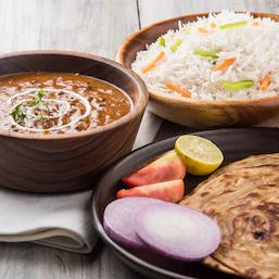 Dal Makhani Thaali