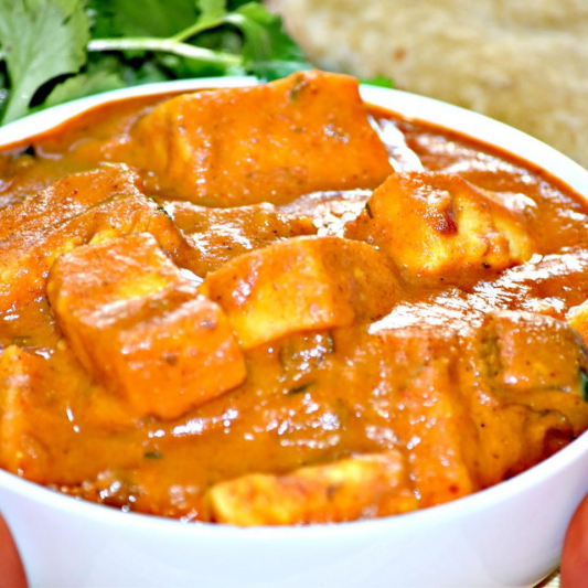 Vegetable Mirch Masala (Vindaloo)