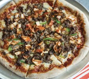 Bul-go-gi Pizza