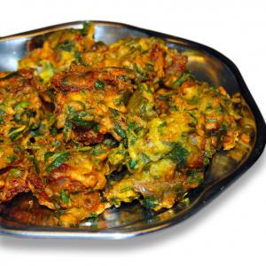 Pakora aux Légumes