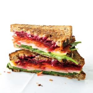 Sandwich Naan Trio