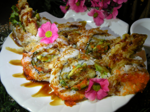 Spider Roll (6 pcs)