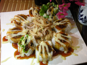 Crispy Onion Prince Roll (8 pcs)
