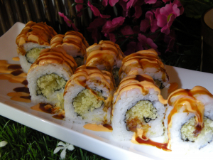 Crunch Roll (8 pcs)