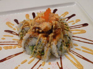 Mountain Roll (6 pcs)