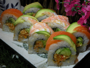Sunkist Roll (8 pcs)