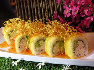 Sunshine Roll (8 pcs)