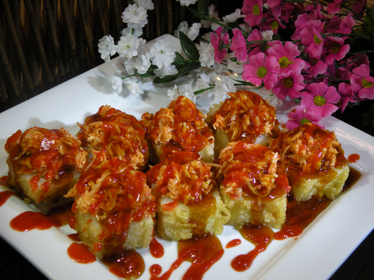 Oh My Gosh Roll (8 pcs)