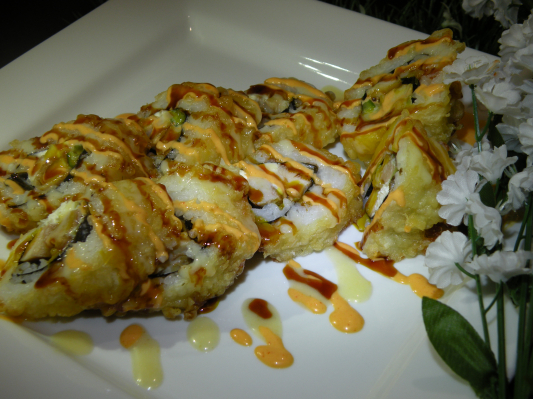 Honey Honey Roll (8 pcs)