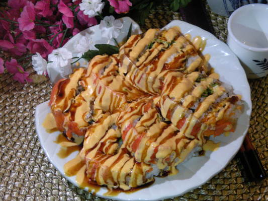 Philadelphia Roll (6 pcs)