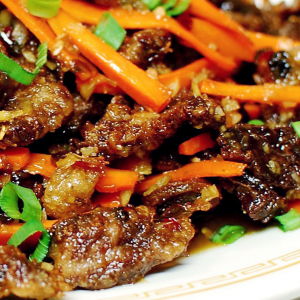 13. Ginger Beef