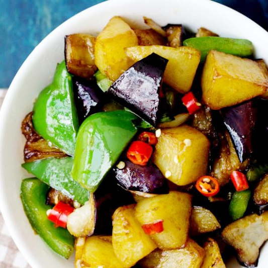 A5. Potatoes, Eggplants, and Peppers