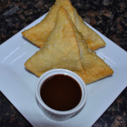 Vegetarian Samosa (2 pcs)
