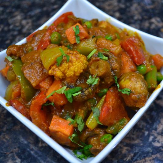 Kadhai Vegetarian