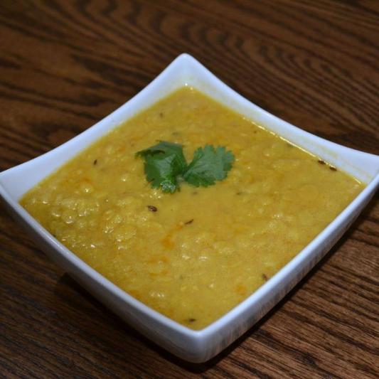 Yellow Daal Tudka