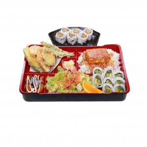 Vegetable Dinner Box